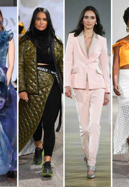 Fashion Trends Summer 2020.The Top Runway Trends From Toronto Fashion Week Spring
